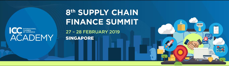 8TH SUPPLY CHAIN FINANCE SUMMIT   27-28 FEBRUARY 2019